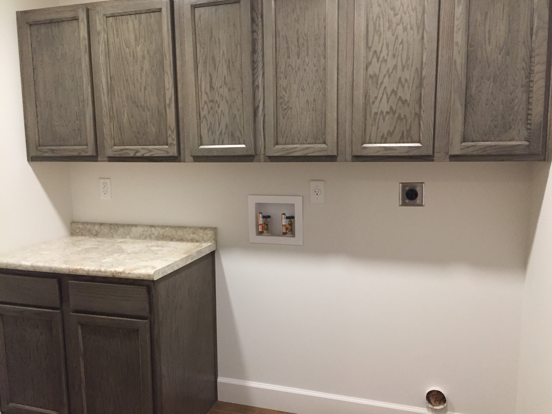 Andover utility room cabinets
