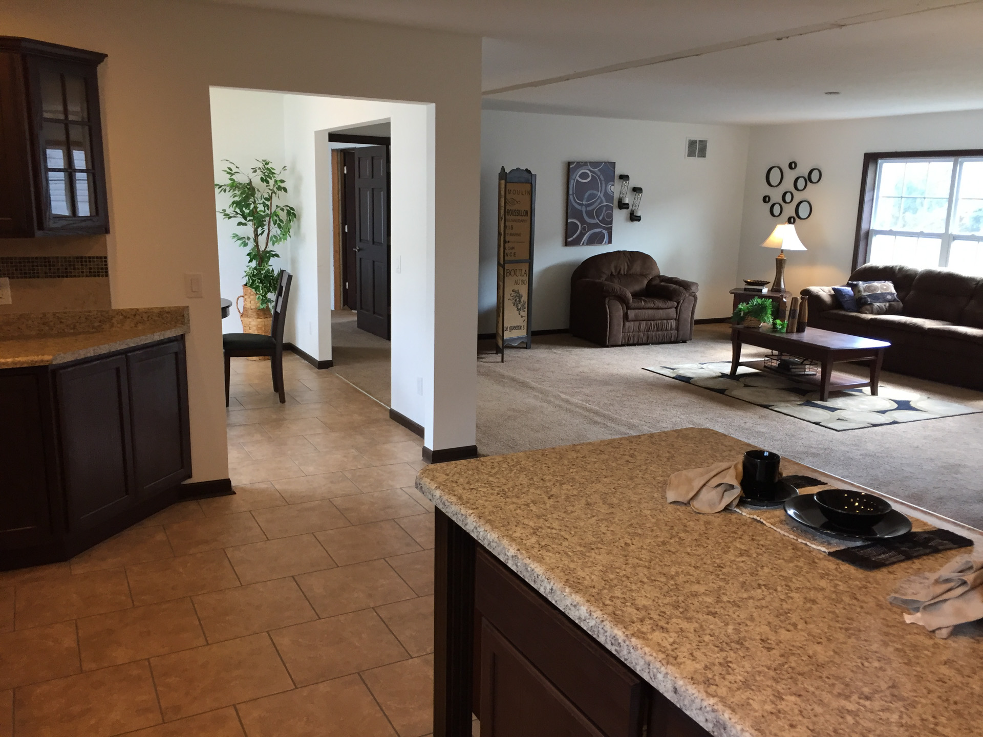 Hobart by rochester modular homes for Unibilt homes pricing