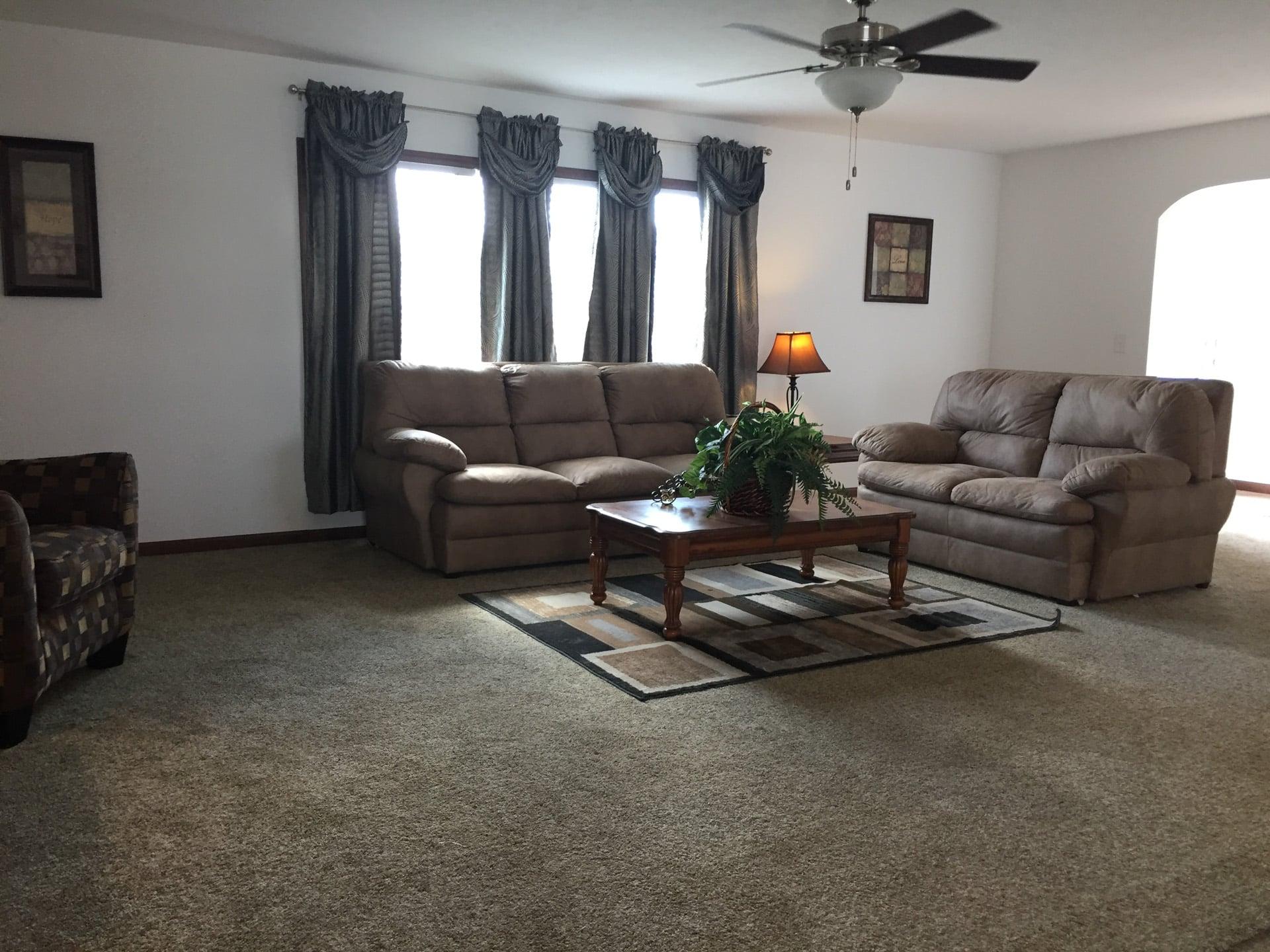 Lionel living room