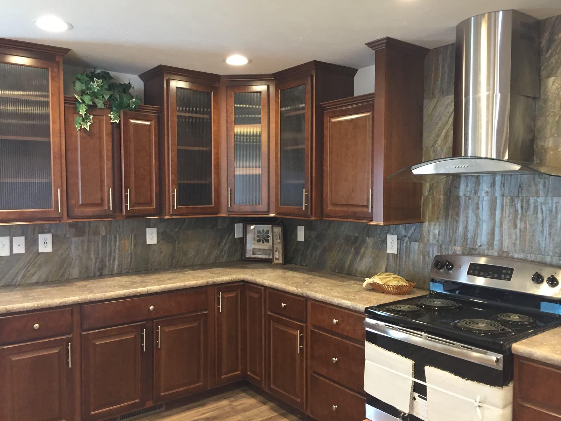 Ultra Kitchen area