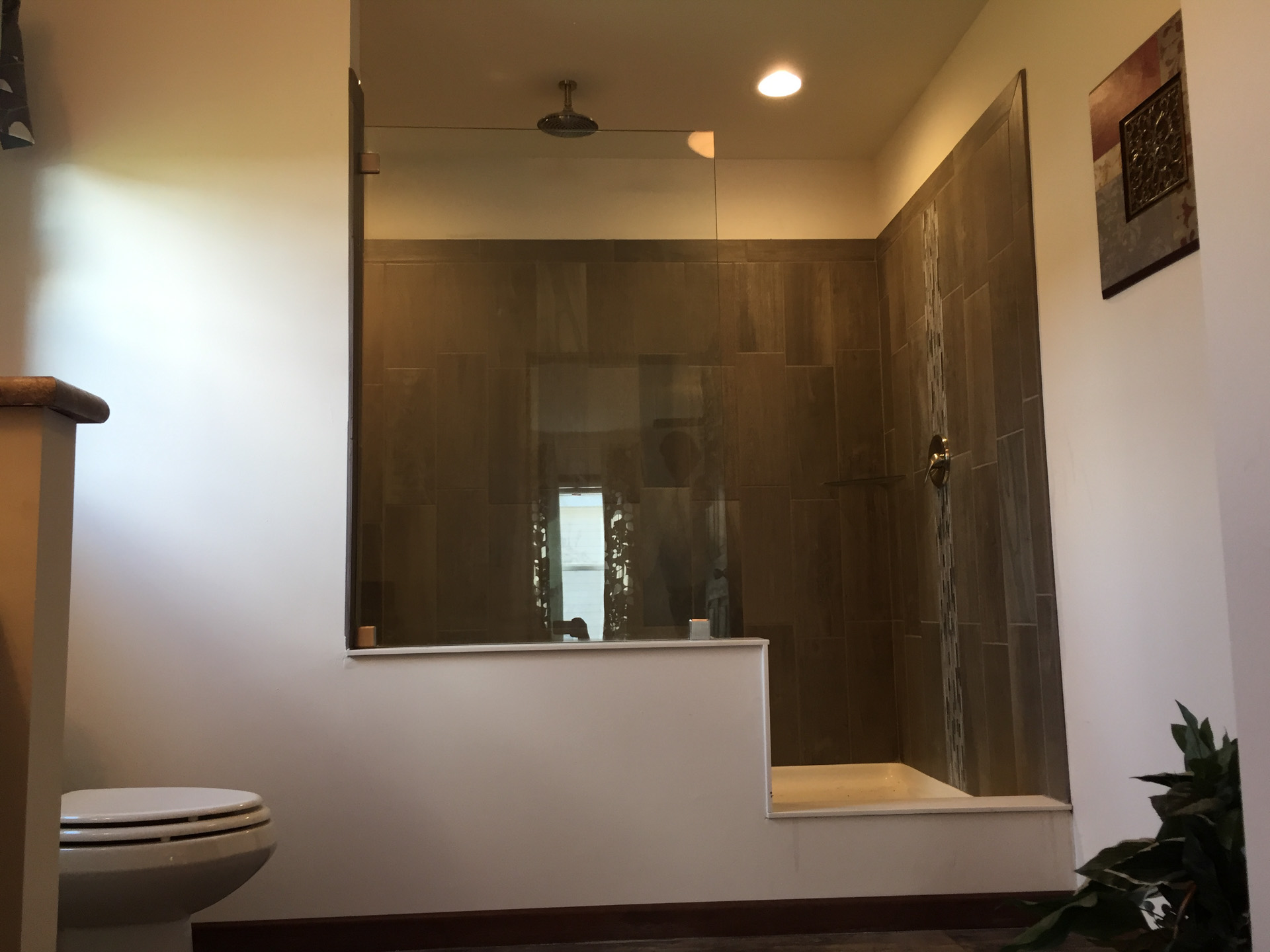 Ultra Tile Shower