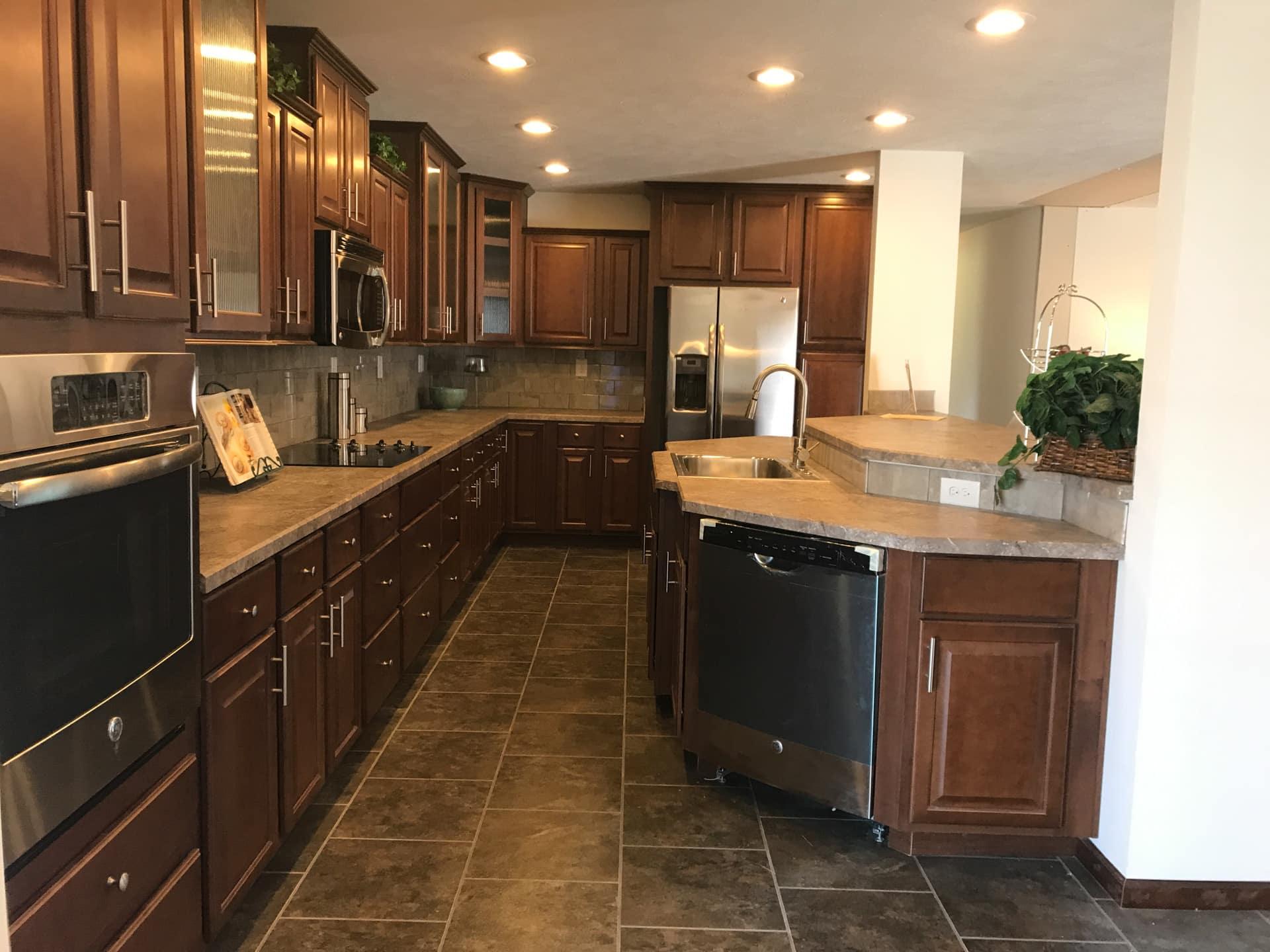 Princeton large kitchen
