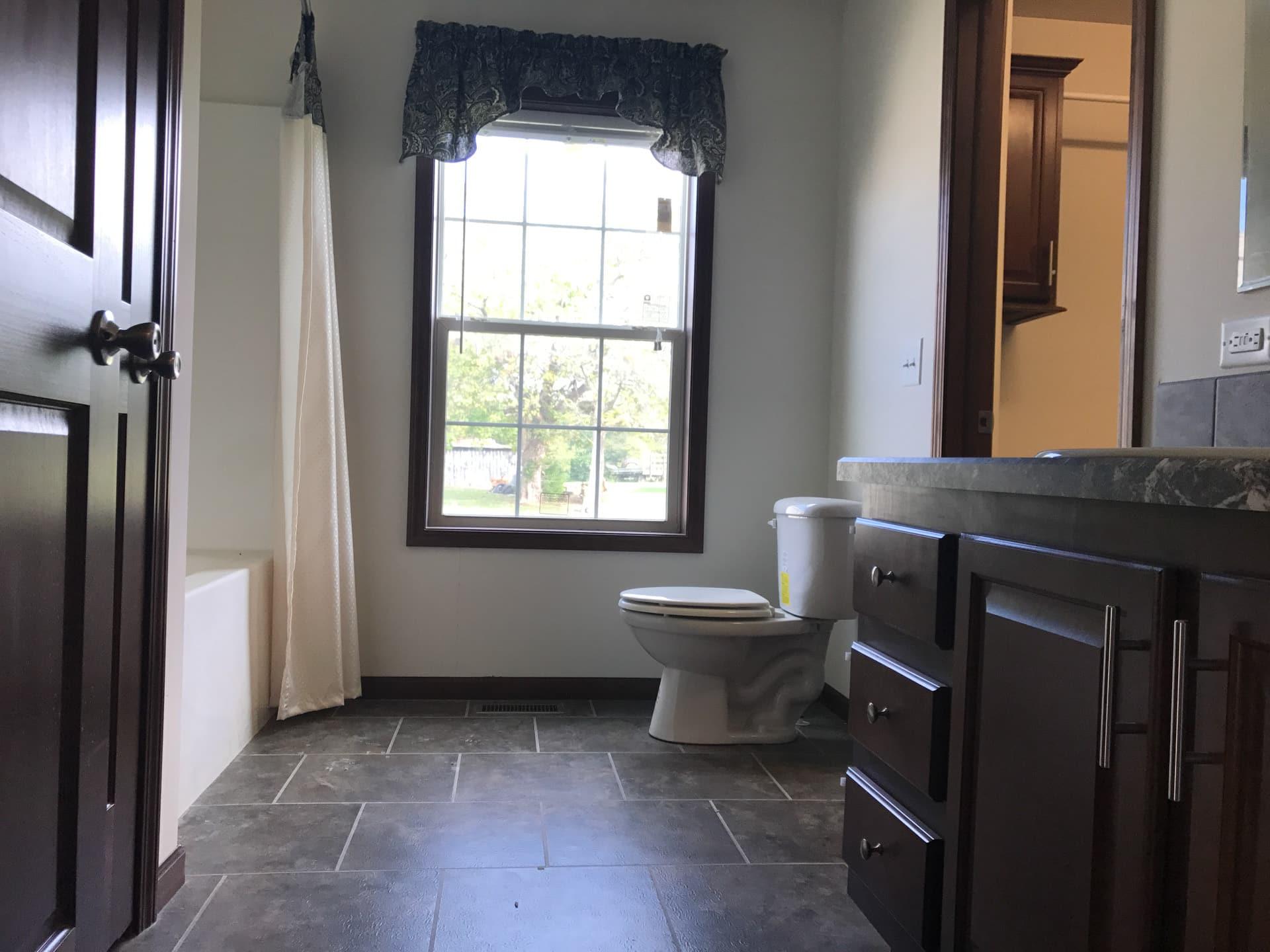 Princeton second bath