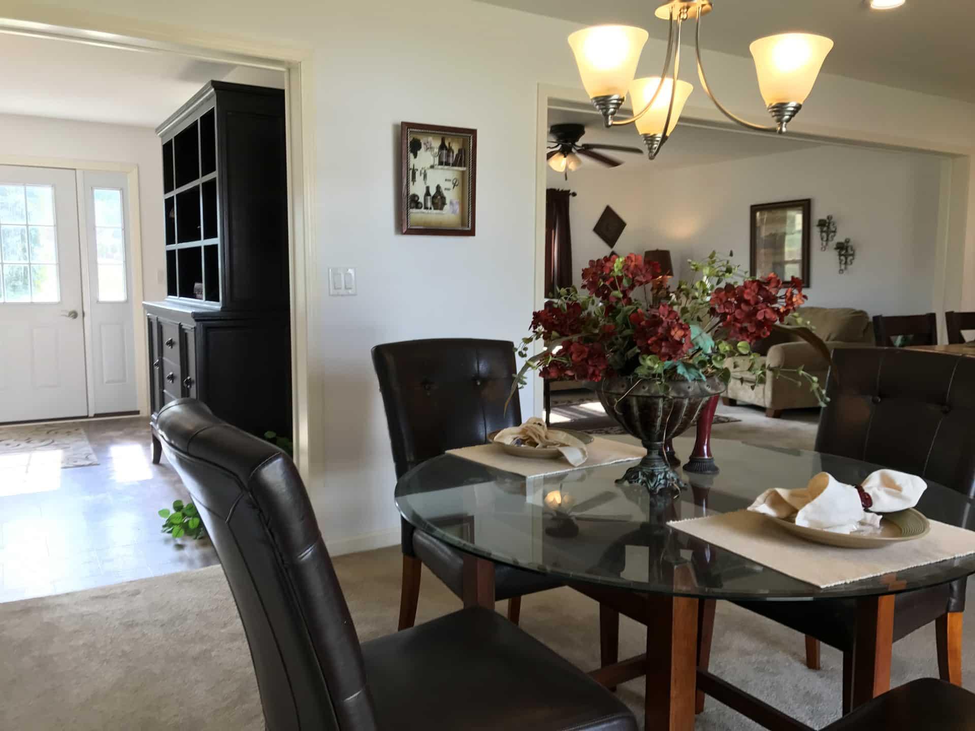 Unibilt Fairfax Henderson Dining Room 1