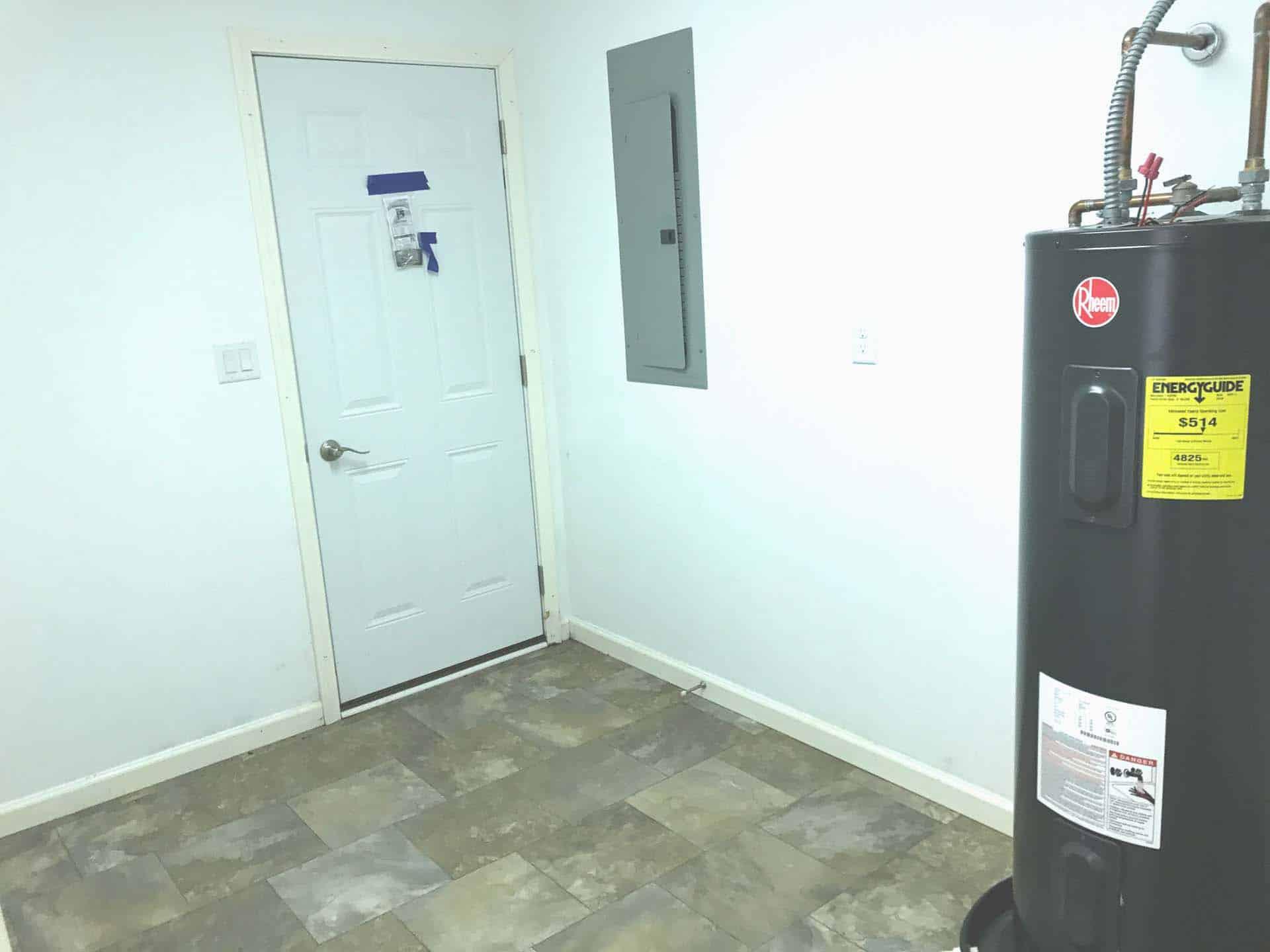 Unibilt Fairfax Henderson Utility Room 1