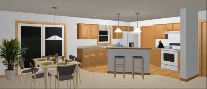 Unibilt Harrison Kitchen