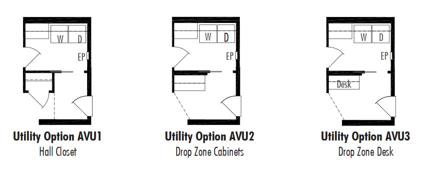Unibilt Andover II C Utility Opt