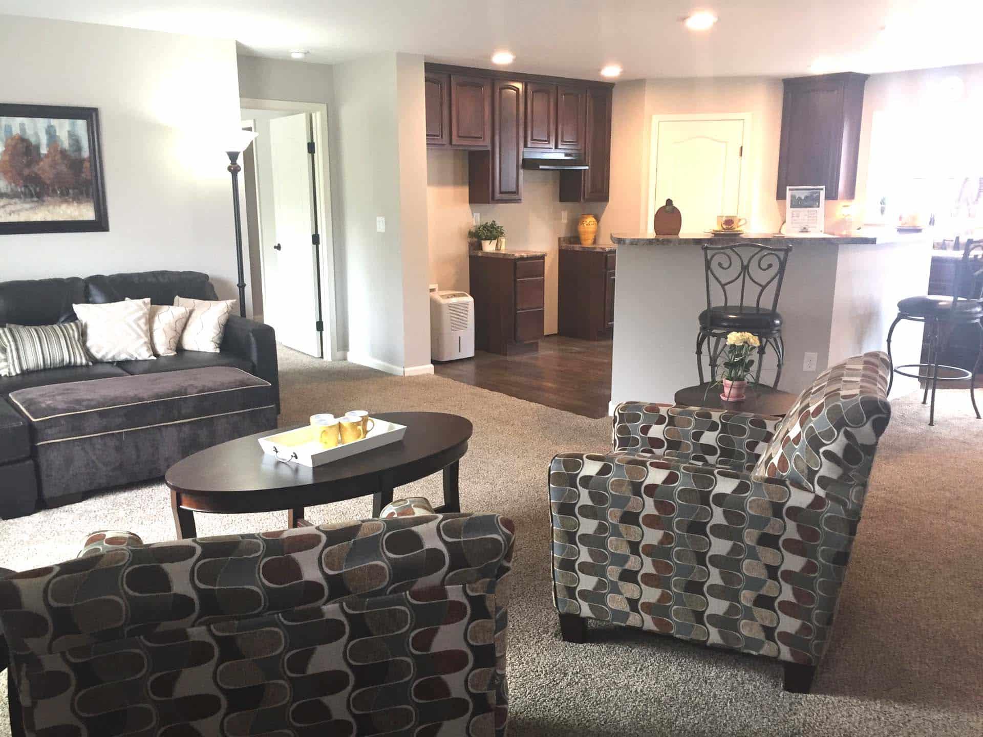 Unibilt Kenwood Chillicothe Living Room