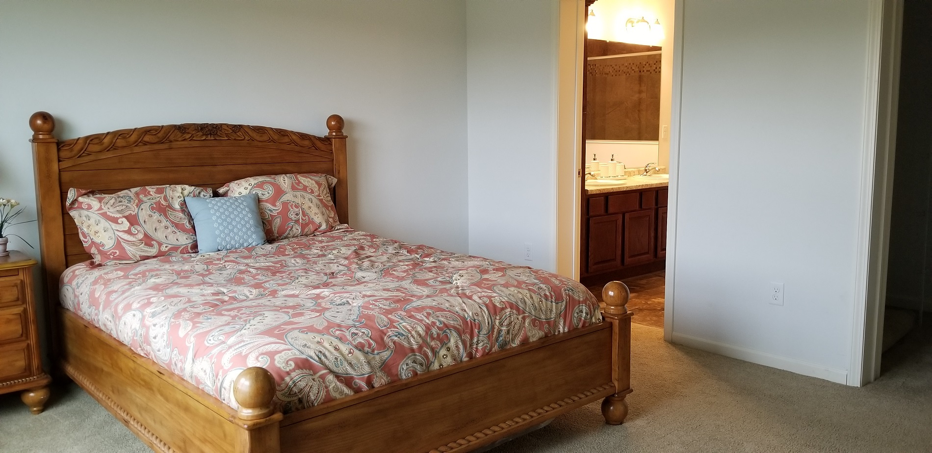 Unibilt Kenwood Jackson Master Bed