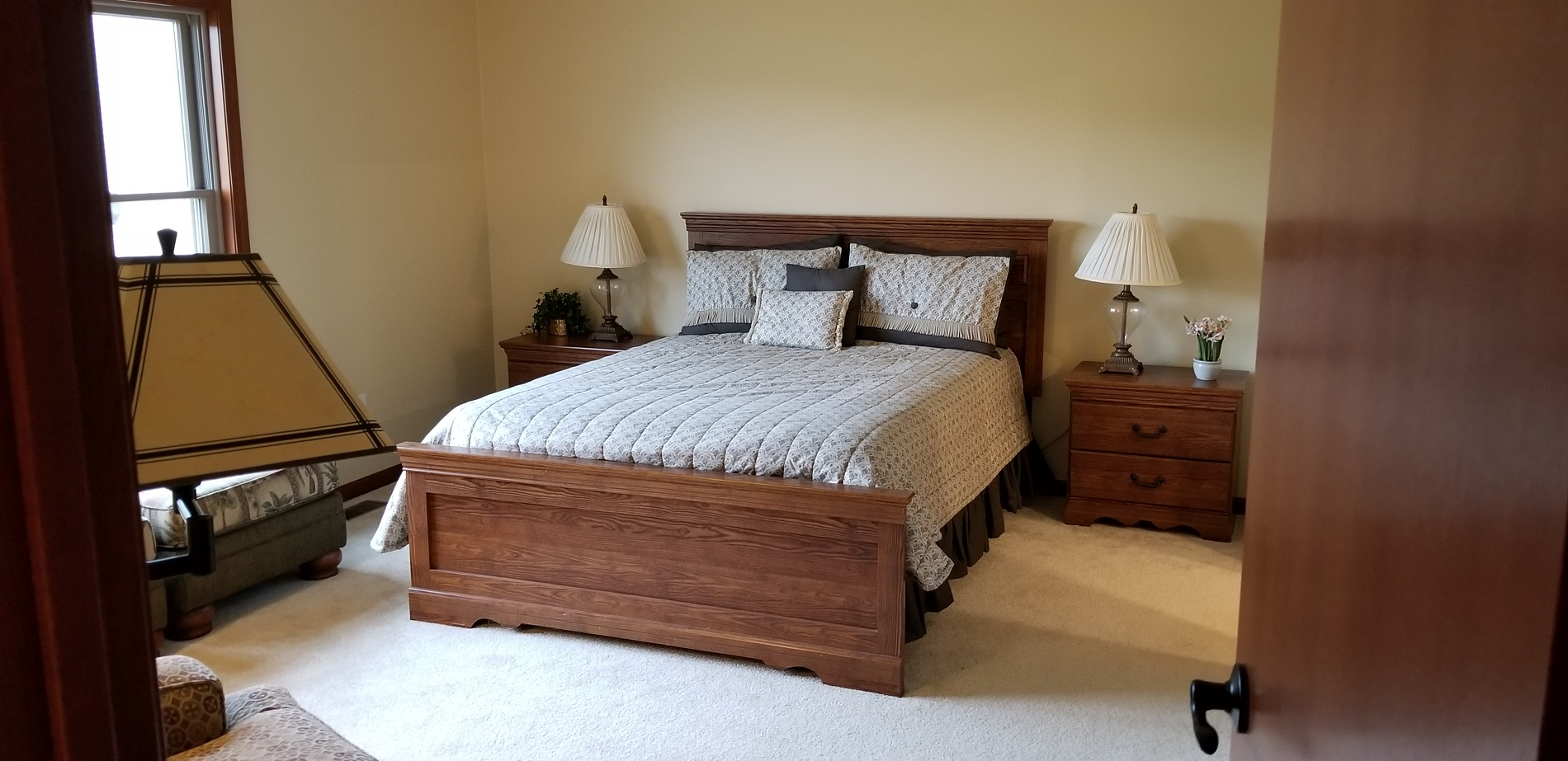 Unibilt Waverly Jackson Unibilt Waverly Jackson Master Bed