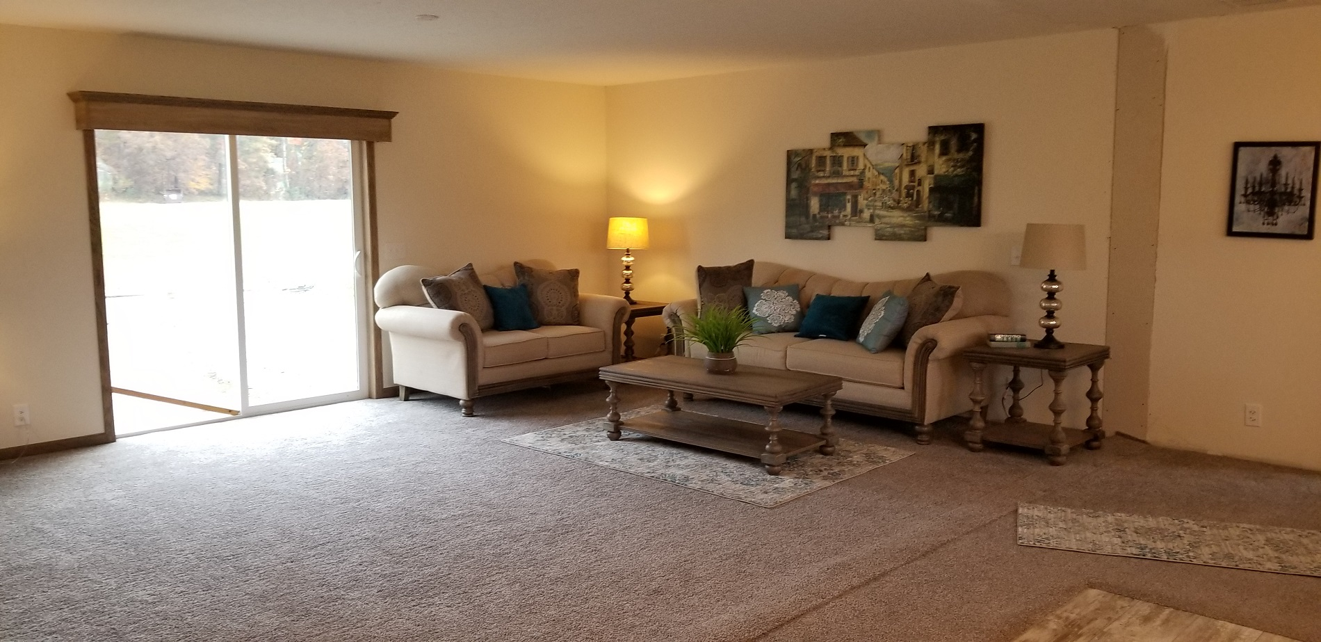 Champion Barton DM6005 Living Room