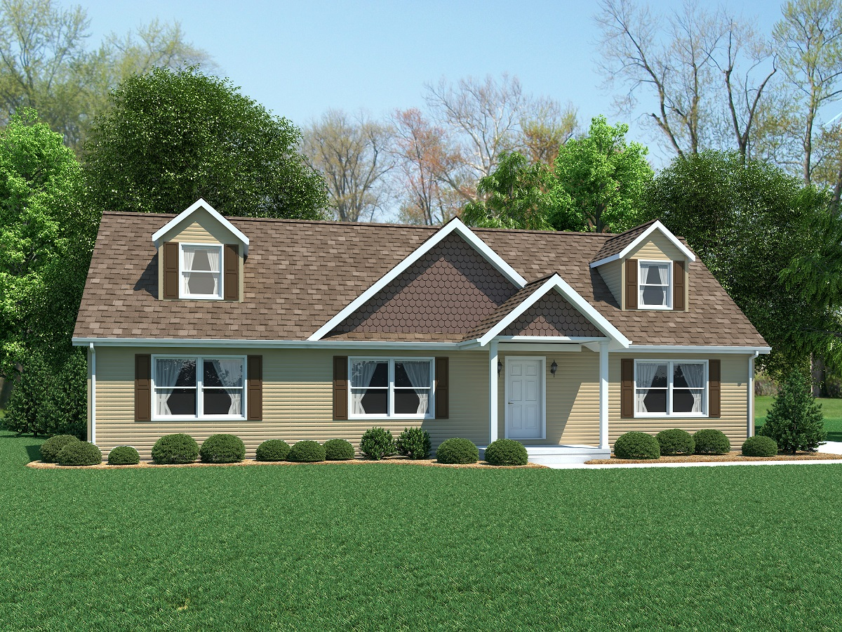 Unibilt D&W Homes Andover I Ext