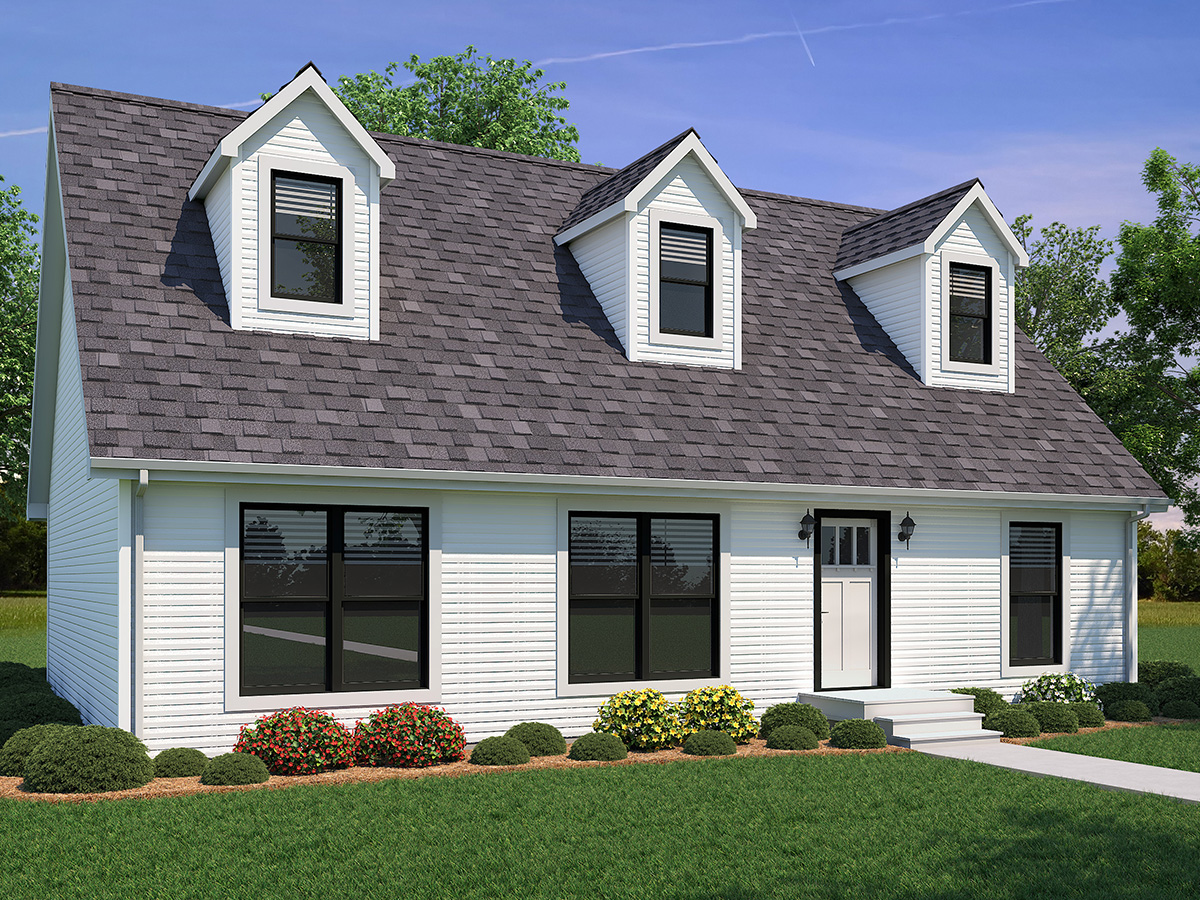 Custom modular home builder - D&W Homes